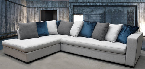 Walker Sectional - Jordans Home