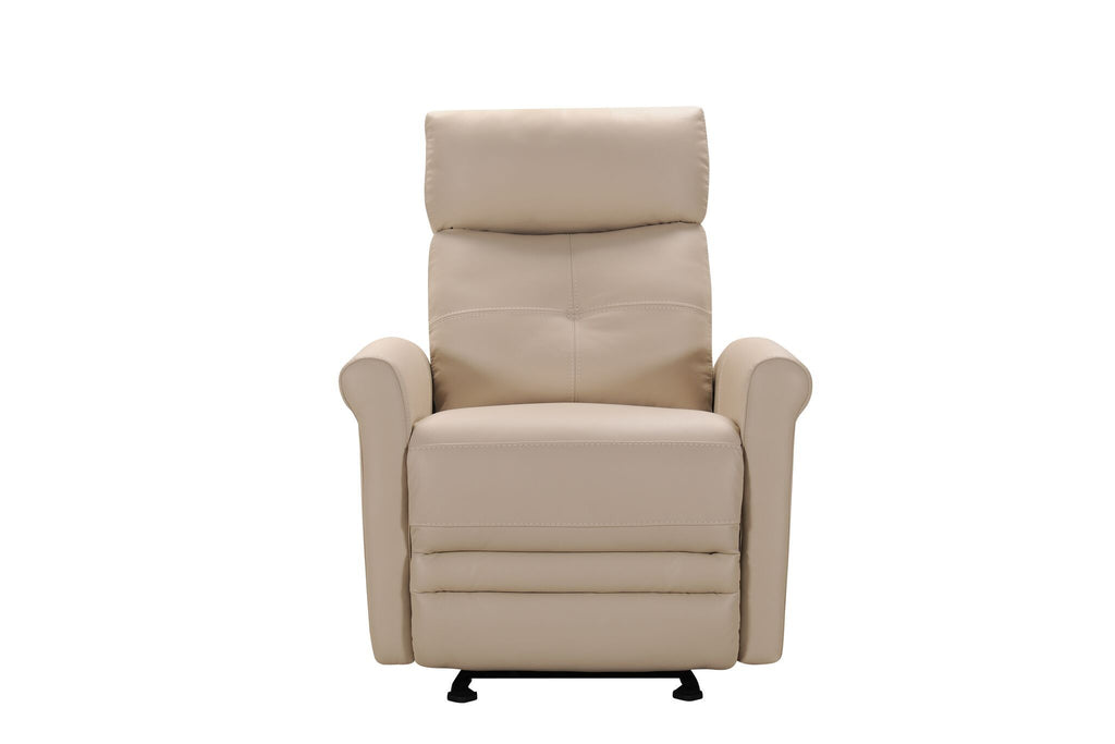 Power Recliner in Cream