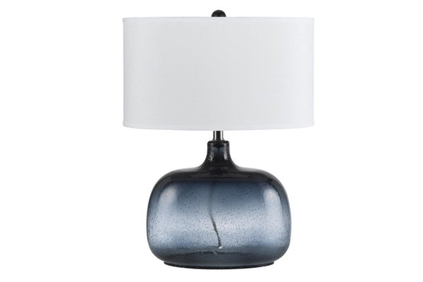 Christi Blue Table Lamp - Jordans Home