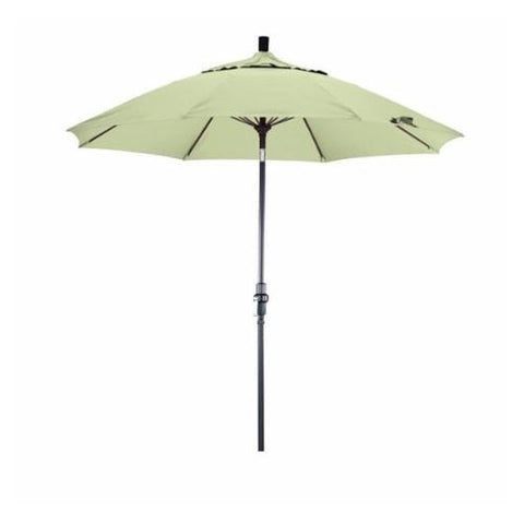 Canvas Umbrella Pacifica & Bronze Fiberglass  | Umbrella | Jordans Home