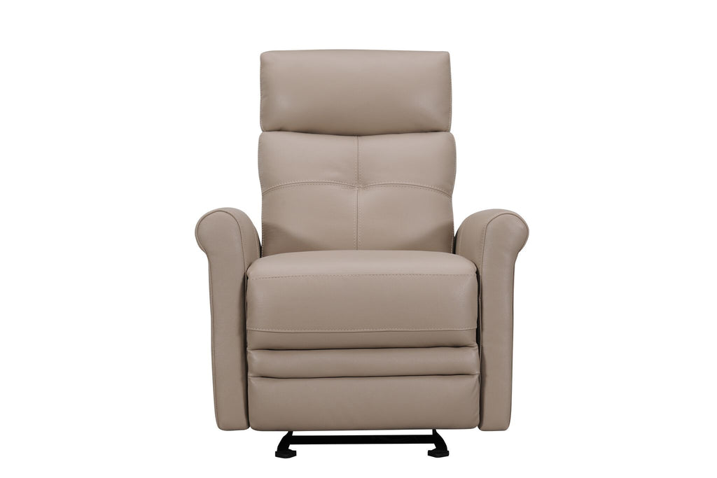 Upholstered Power Recliner - Jordans Home