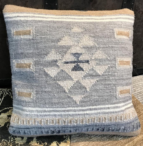 Boho Throw Pillow - Malus