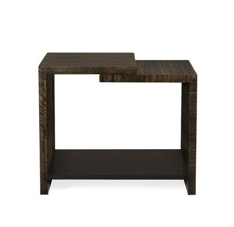Moderne End Table - Jordans Home