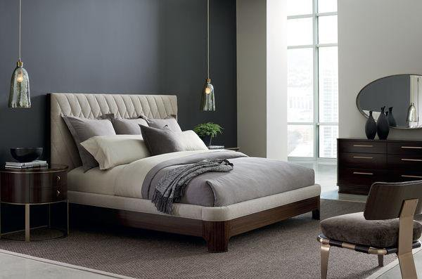 Moderne Bed - Jordans Home