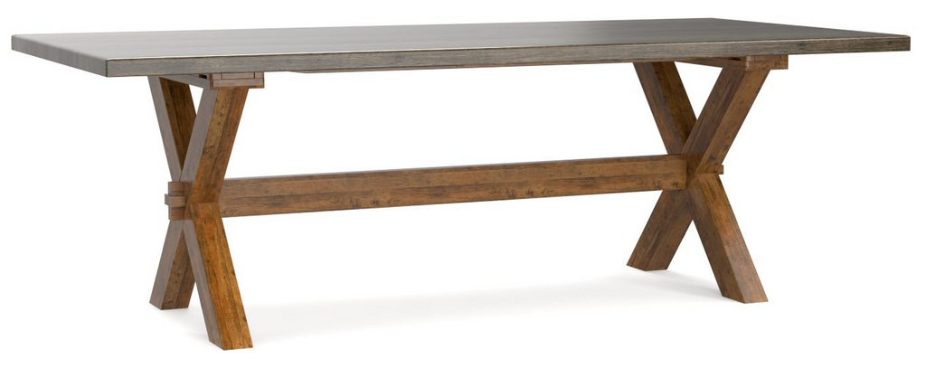 Artisan Rectangular Table 90""