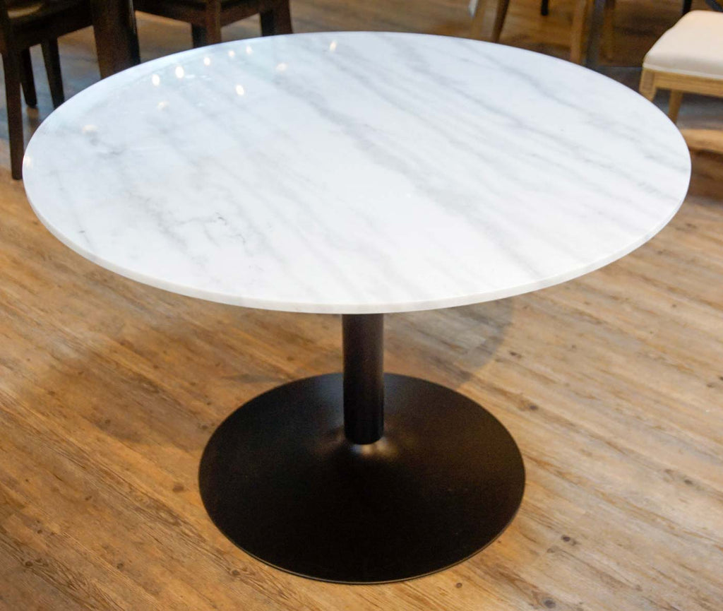 Tarifa Marble Top Dining Table