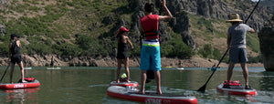 5 Best Places to Paddle Board Near Salt Lake City, Utah