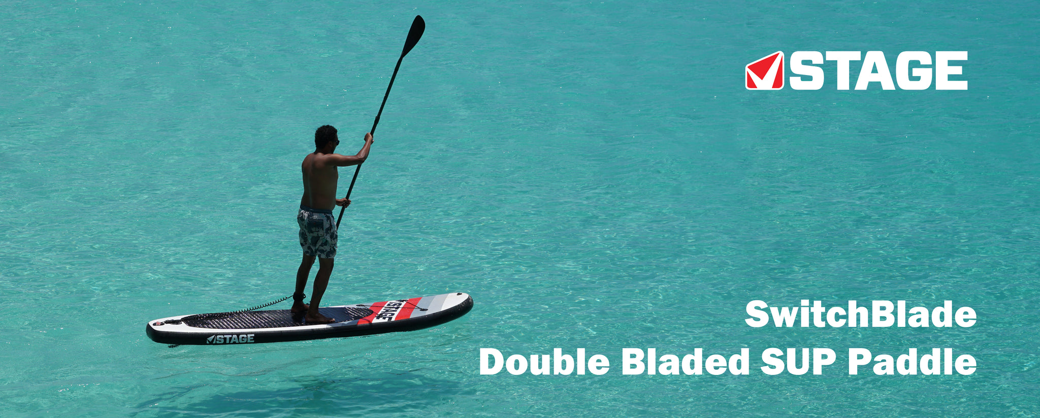 2-sided SUP Paddle