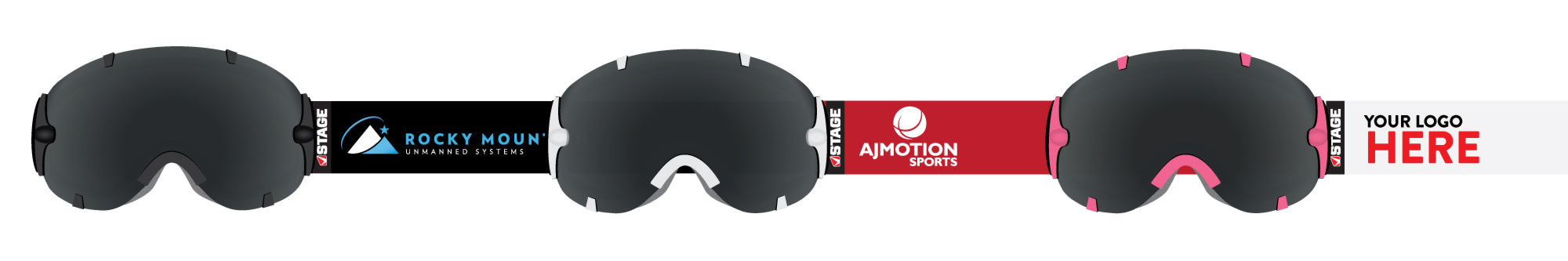 Co-Branded Goggles