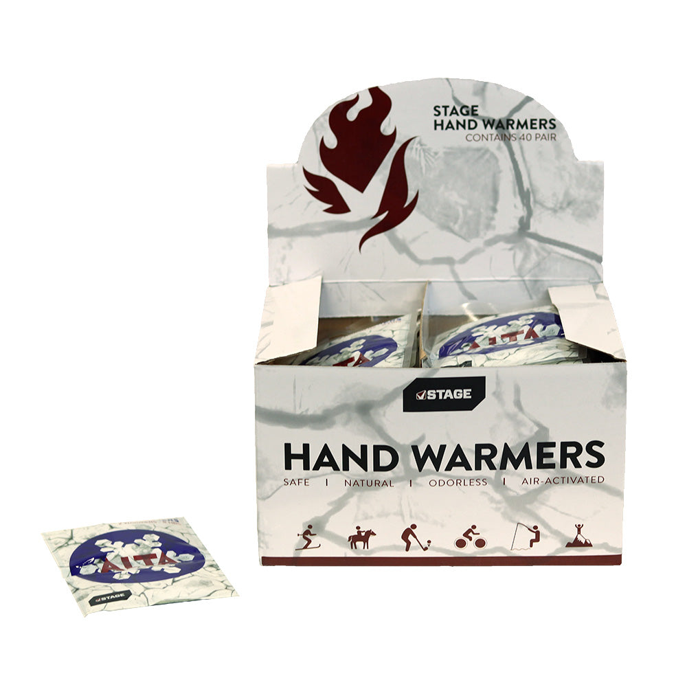 STAGE Alta Hand Warmers BOX - 40 pair