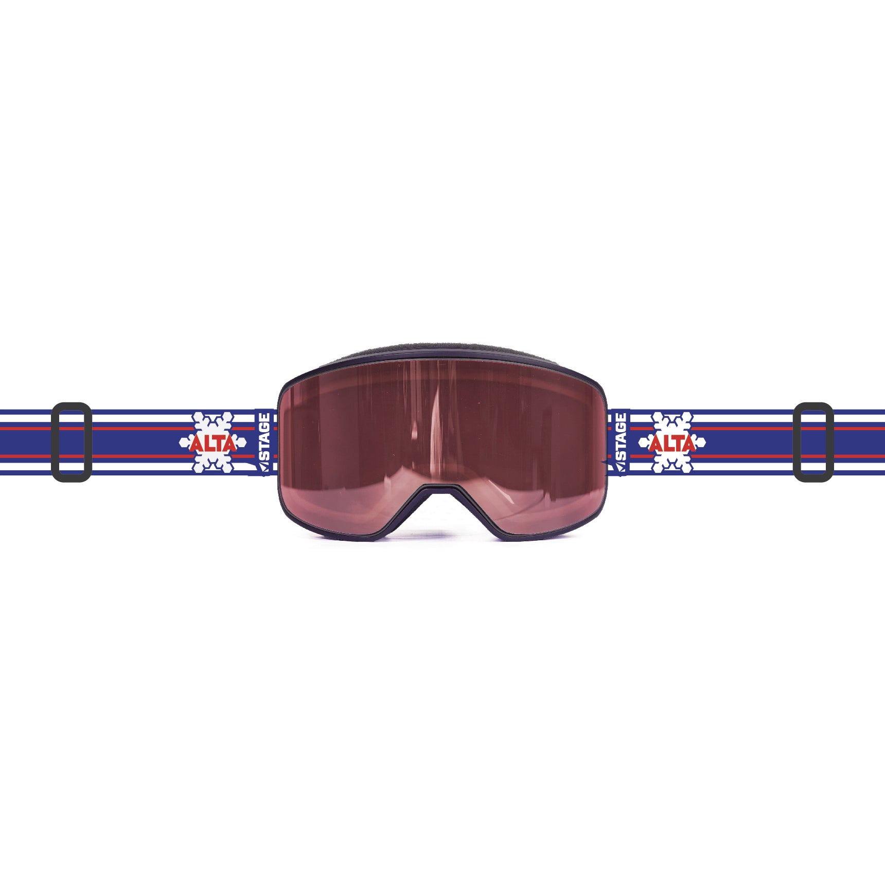 STAGE Prop Goggle -  Retro Blue ALTA Flake
