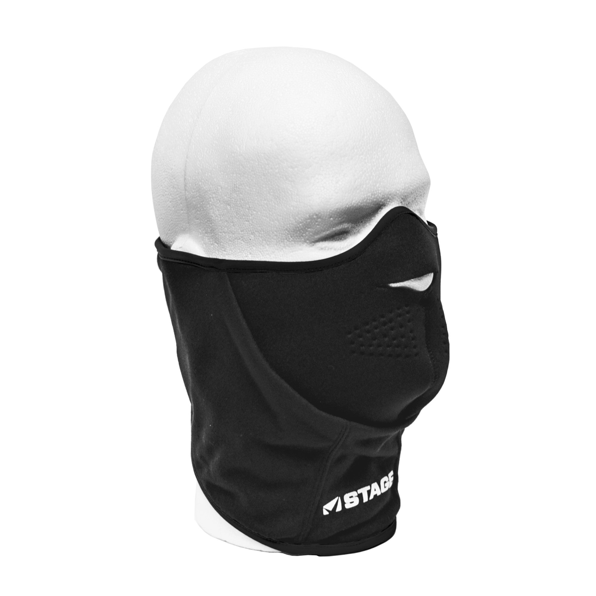 Stage Facemask - Black