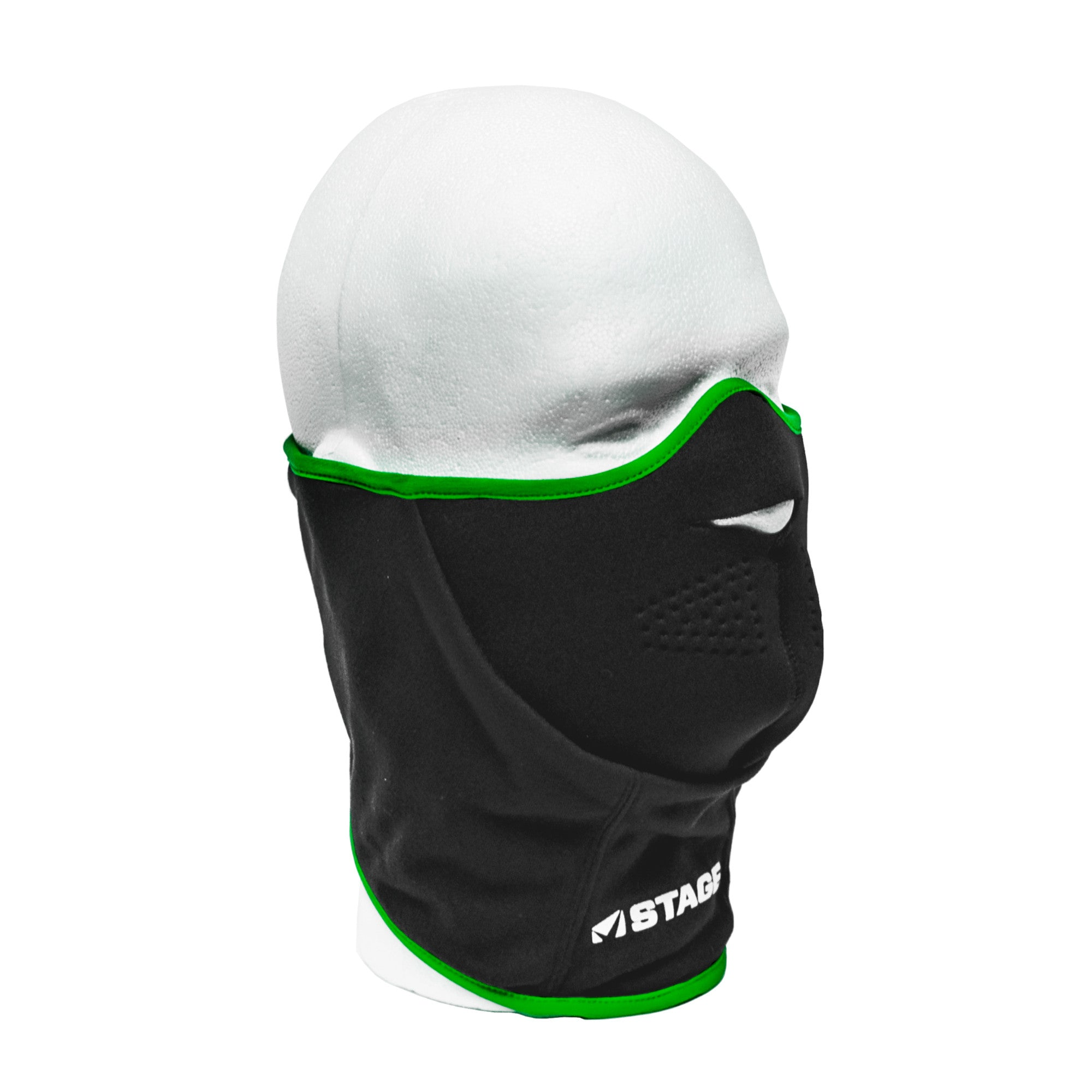 Stage Facemask - Green