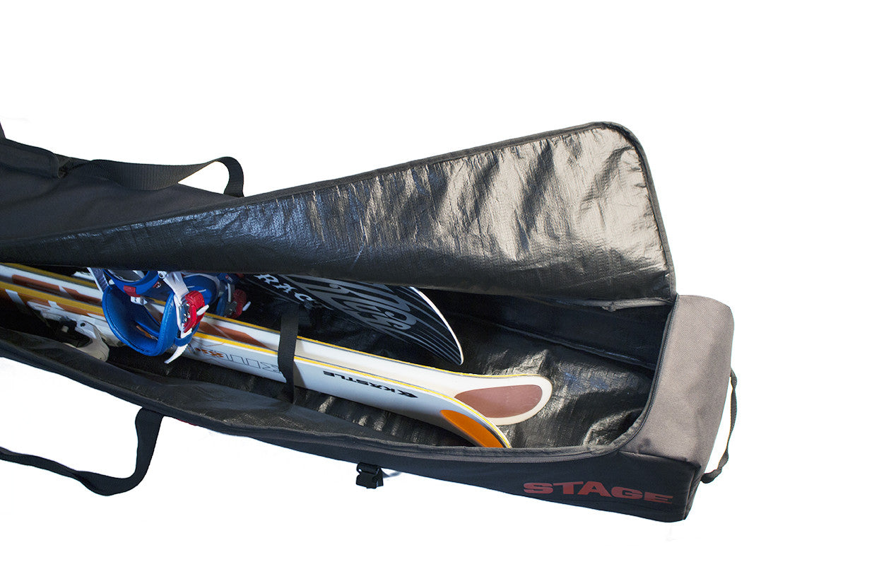 STAGE Alta XL Deluxe Padded Ski Bag