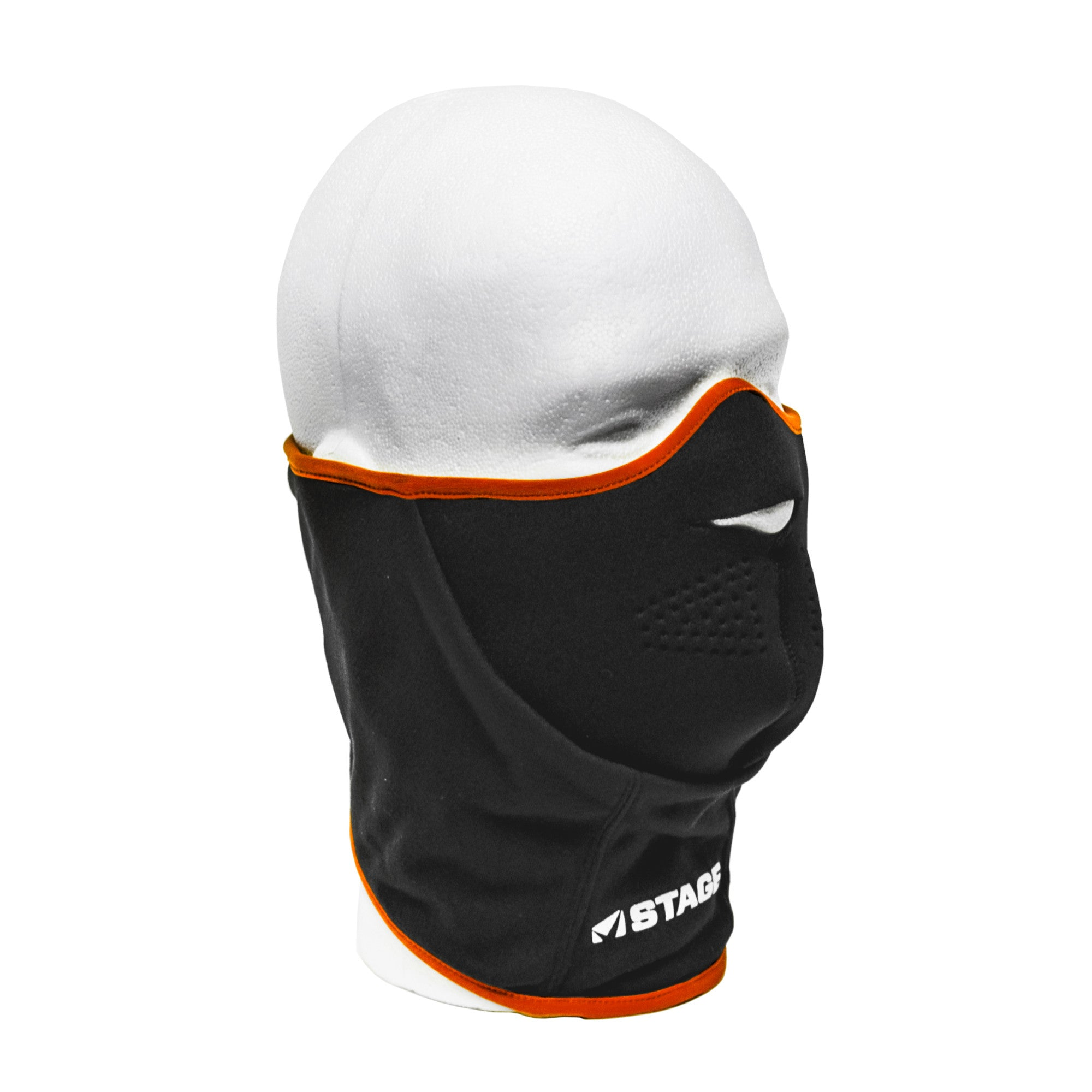 Stage Facemask - Orange