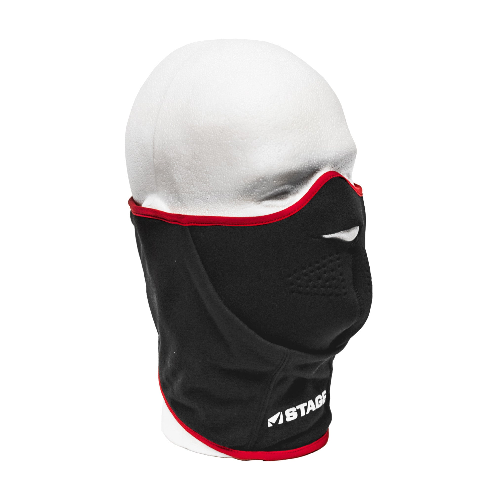Stage Facemask - Red