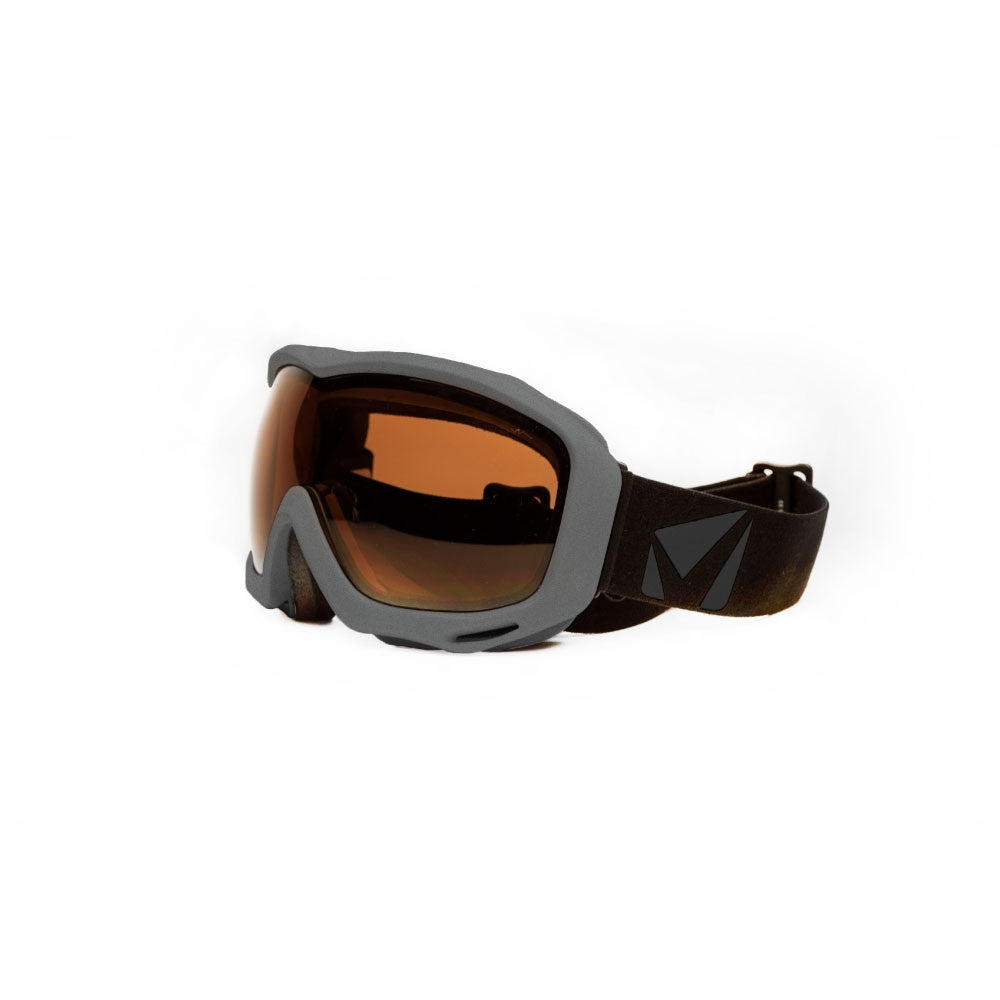 Stage R Goggle Metallic Grey