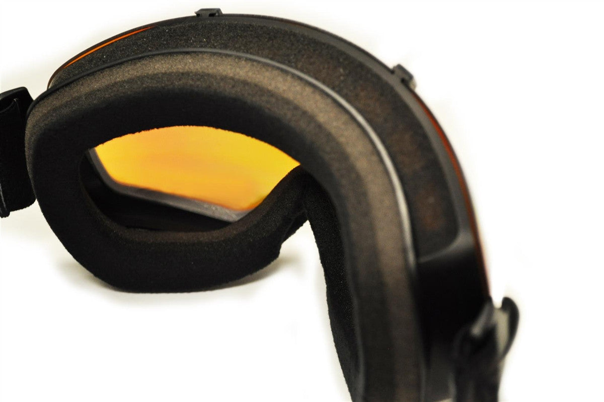 STAGE Small Stunt PLUS Goggle - Black