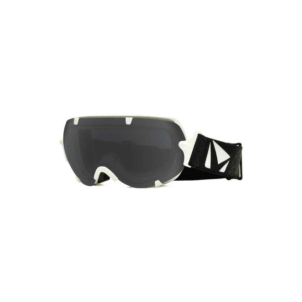 STAGE Small Stunt PLUS Goggle - White