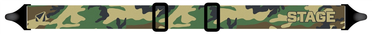 Stage Green Camo Strap