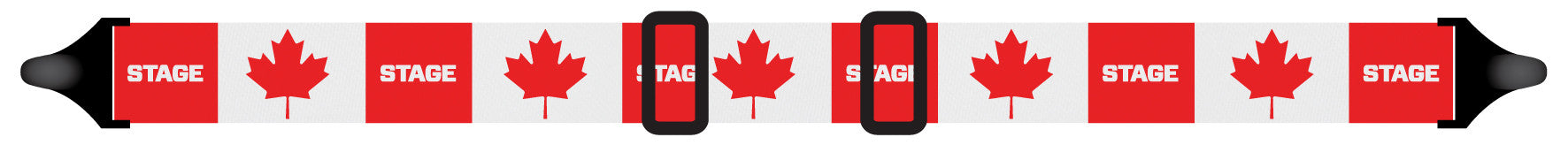 Stage Canadian Flag Strap