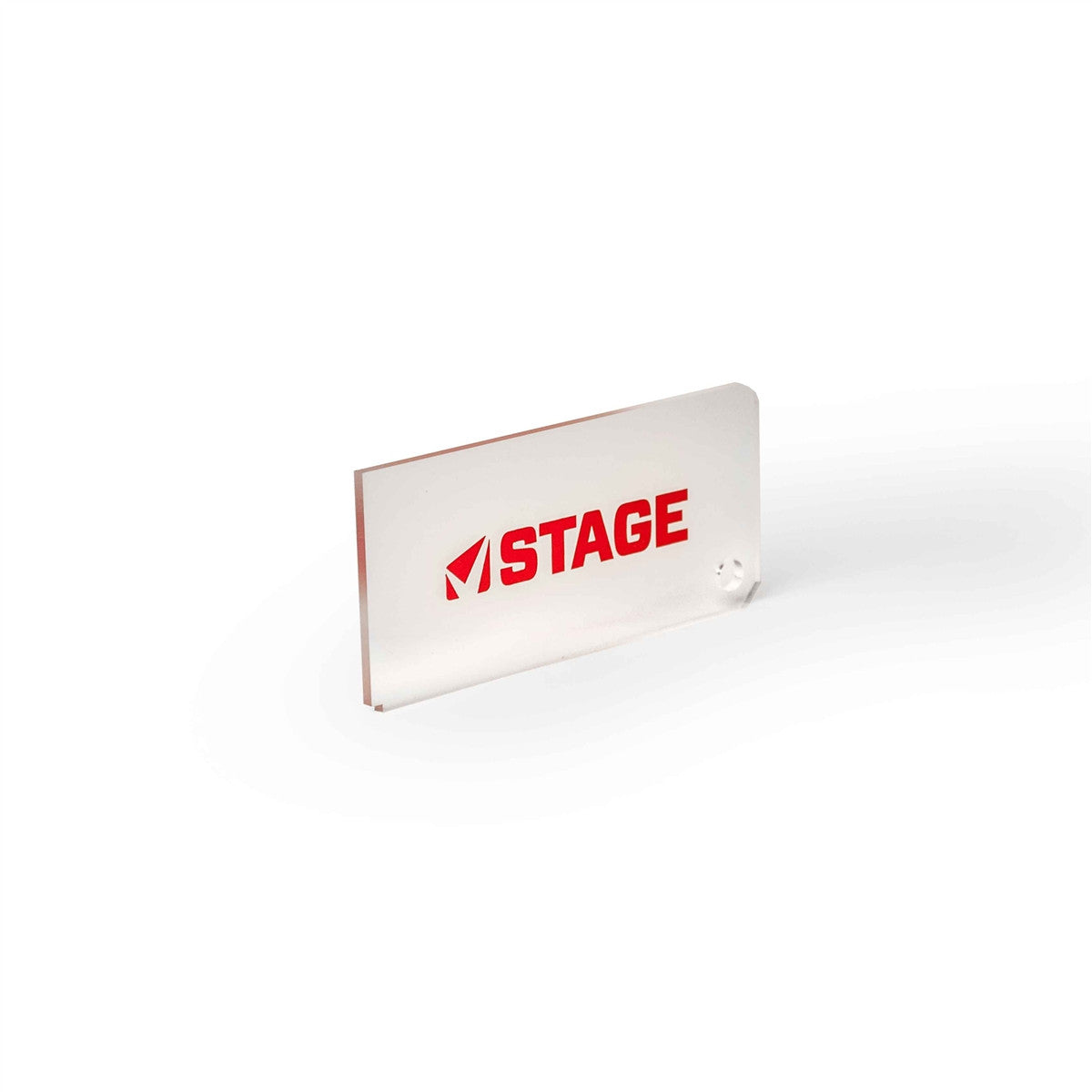 Stage Plexi Wax Scraper Short - 130mm