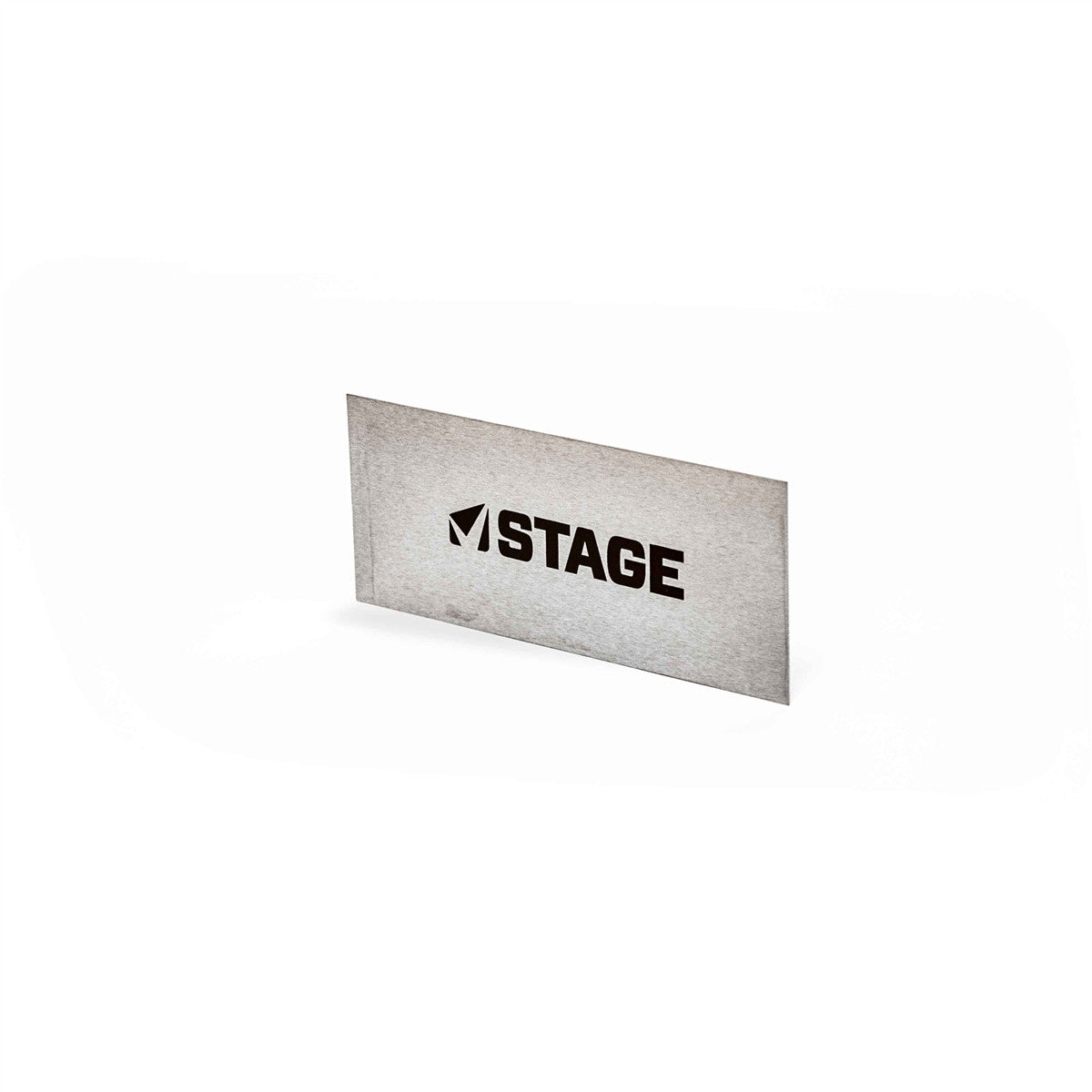 Stage Steel Scraper