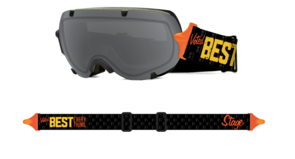 STAGE Voted Best Everything Goggle