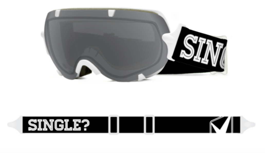 STAGE Single? Goggle
