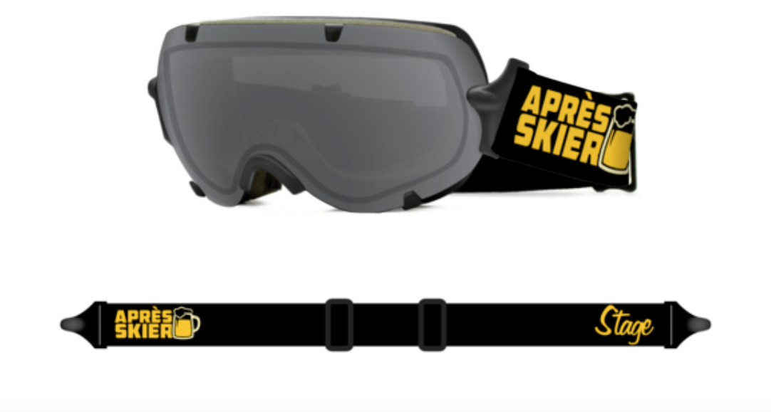 STAGE Apres Skier Goggle