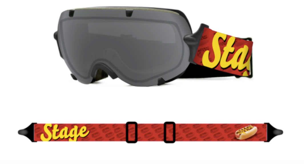 STAGE Mini Hotdogs Goggle
