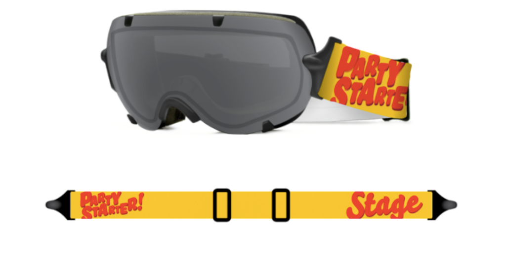 STAGE Party Starter Goggle
