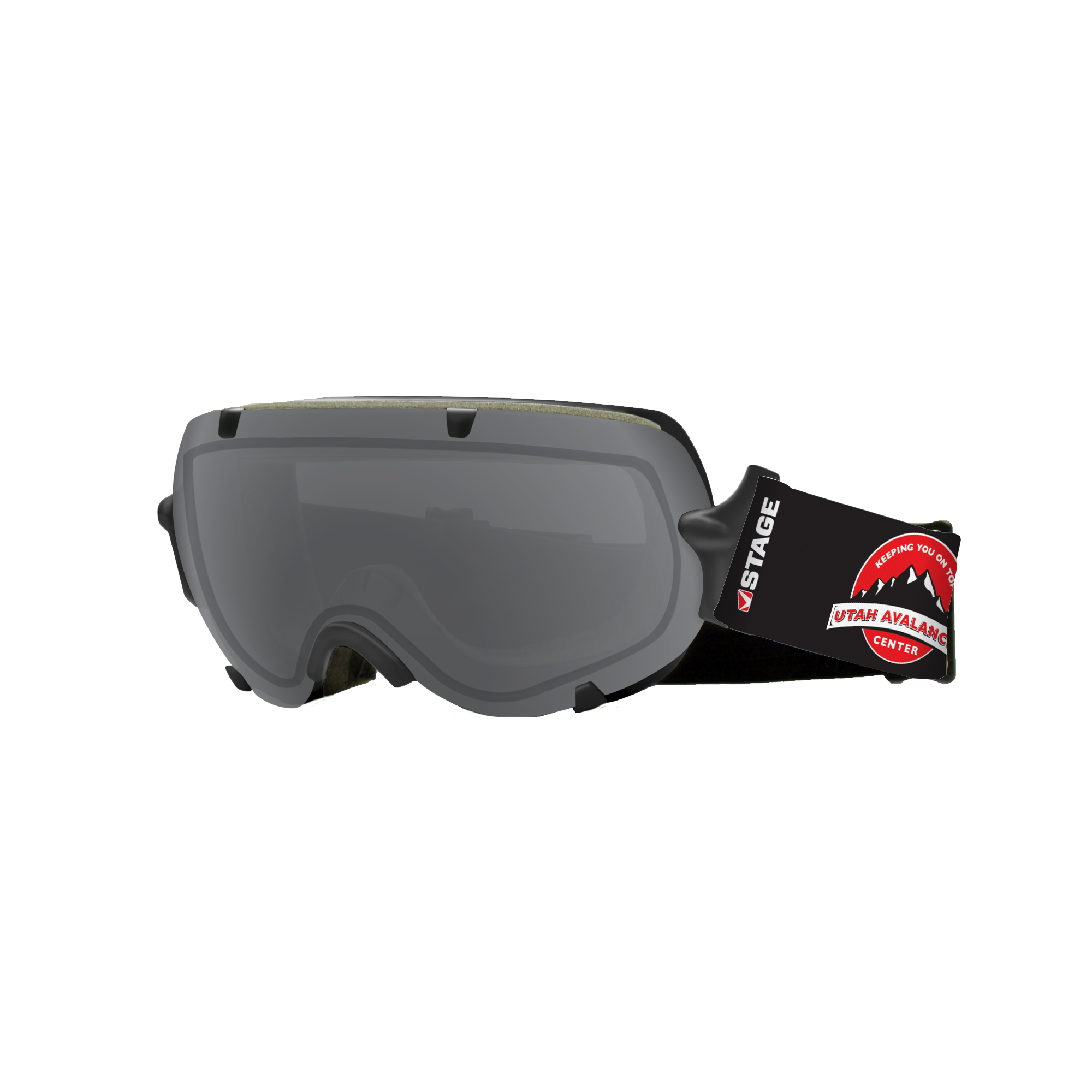 Utah Avalanche Center Good Guys Goggle