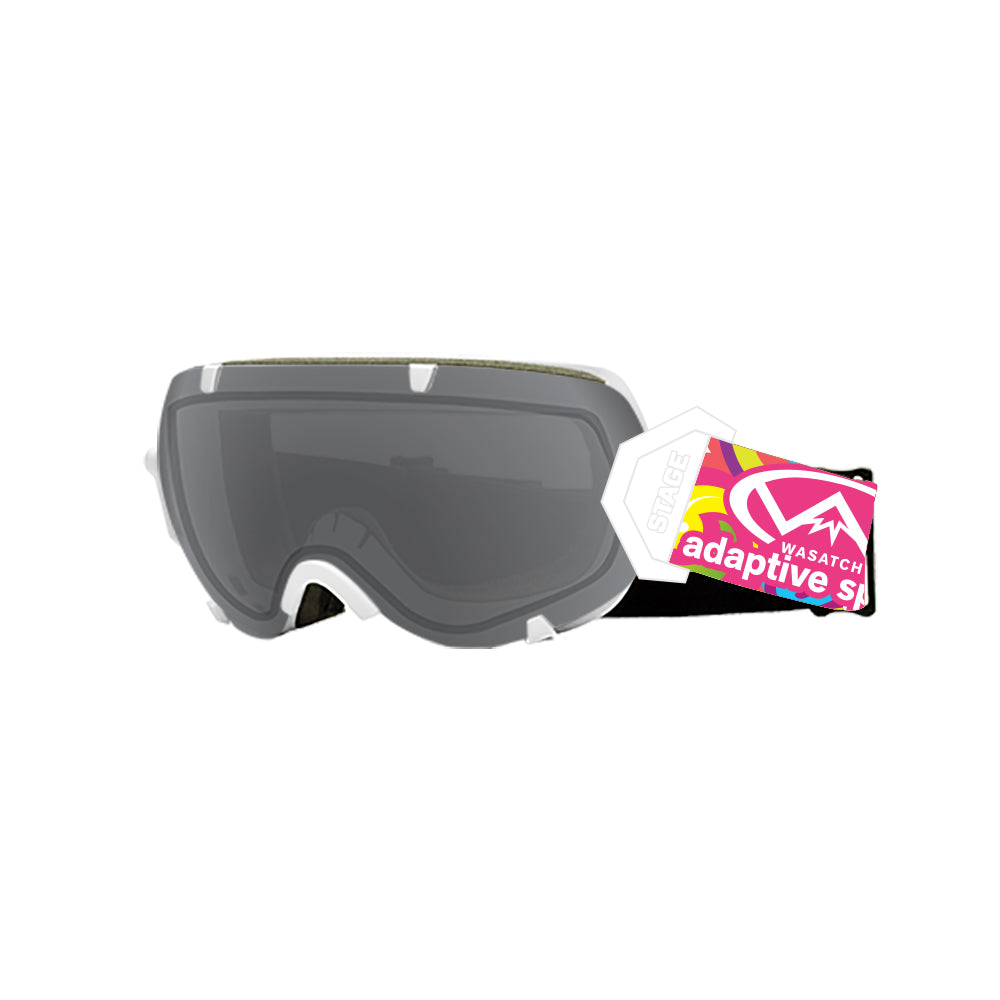 Wasatch Adaptive Good Guys Goggle