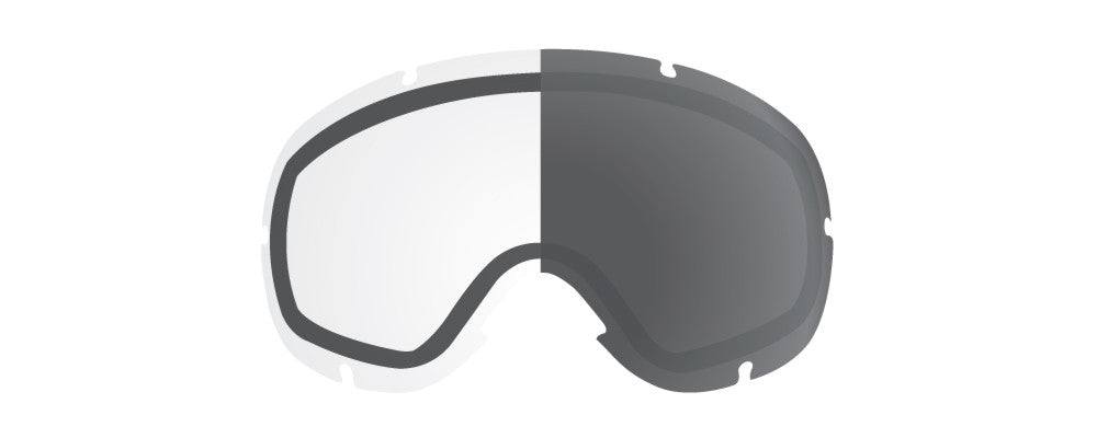 STAGE Small Stunt Photochromic Lens Clear to Smoke