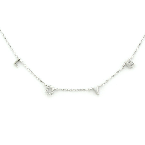 Sterling Silver Sister Gift Necklace