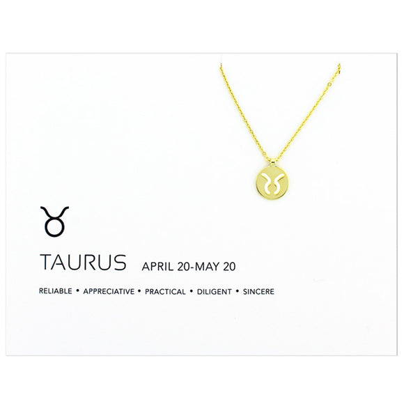 Zodiac Collection [ TAURUS ]