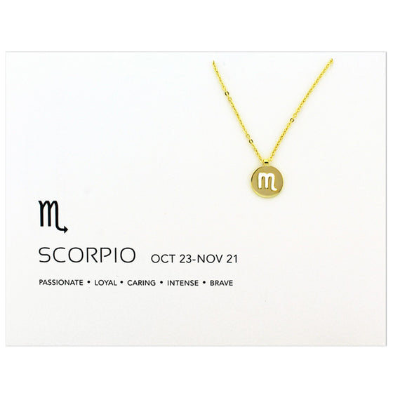 Zodiac Collection [ SCORPIO ]