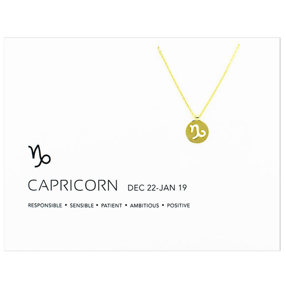 Zodiac Collection [ CAPRICORN ]