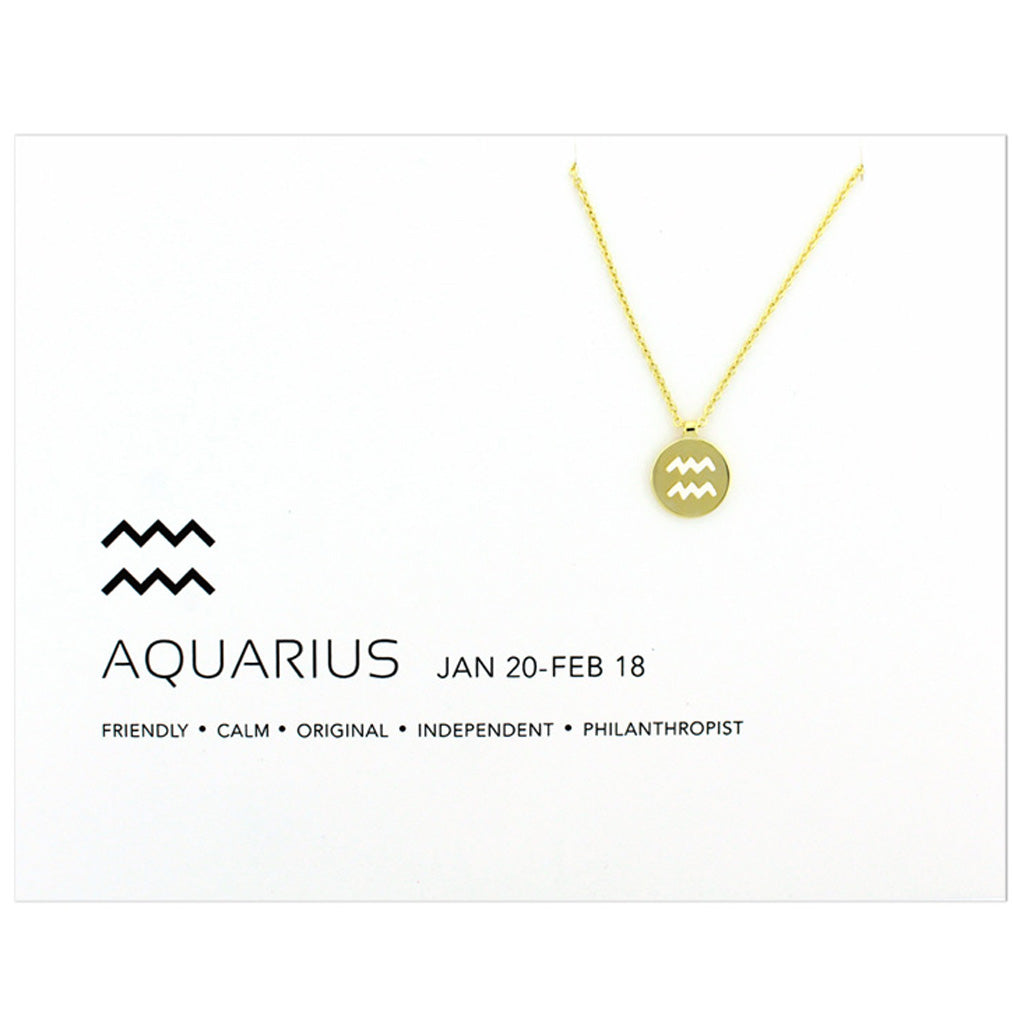 Zodiac Collection [ AQUARIUS ]