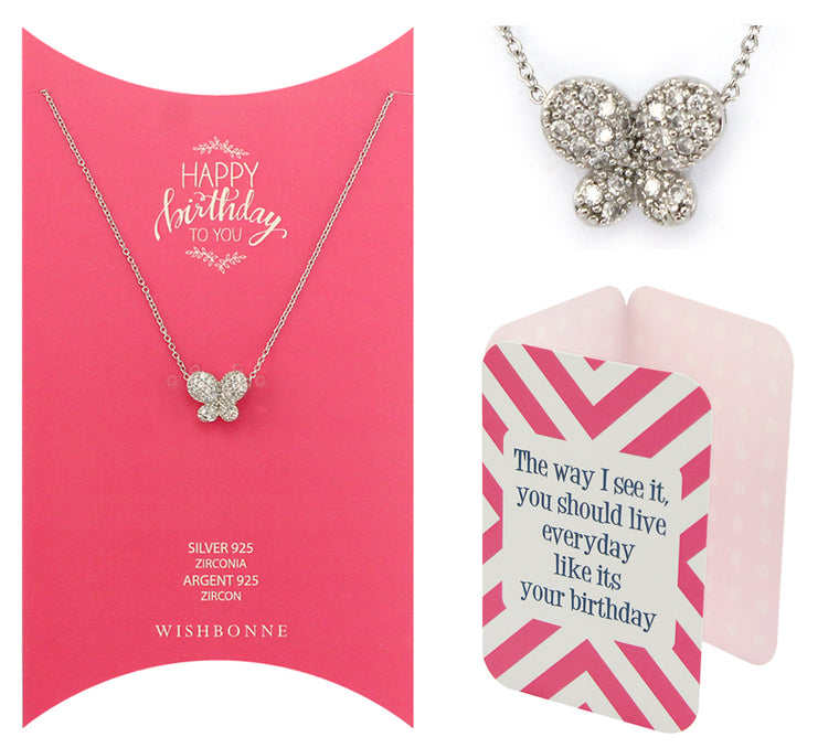 Perfect Gift for GIFT Heart and Key Pendant Necklace Message Card Included