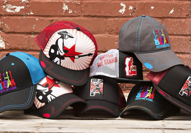 United We Stand Headwear