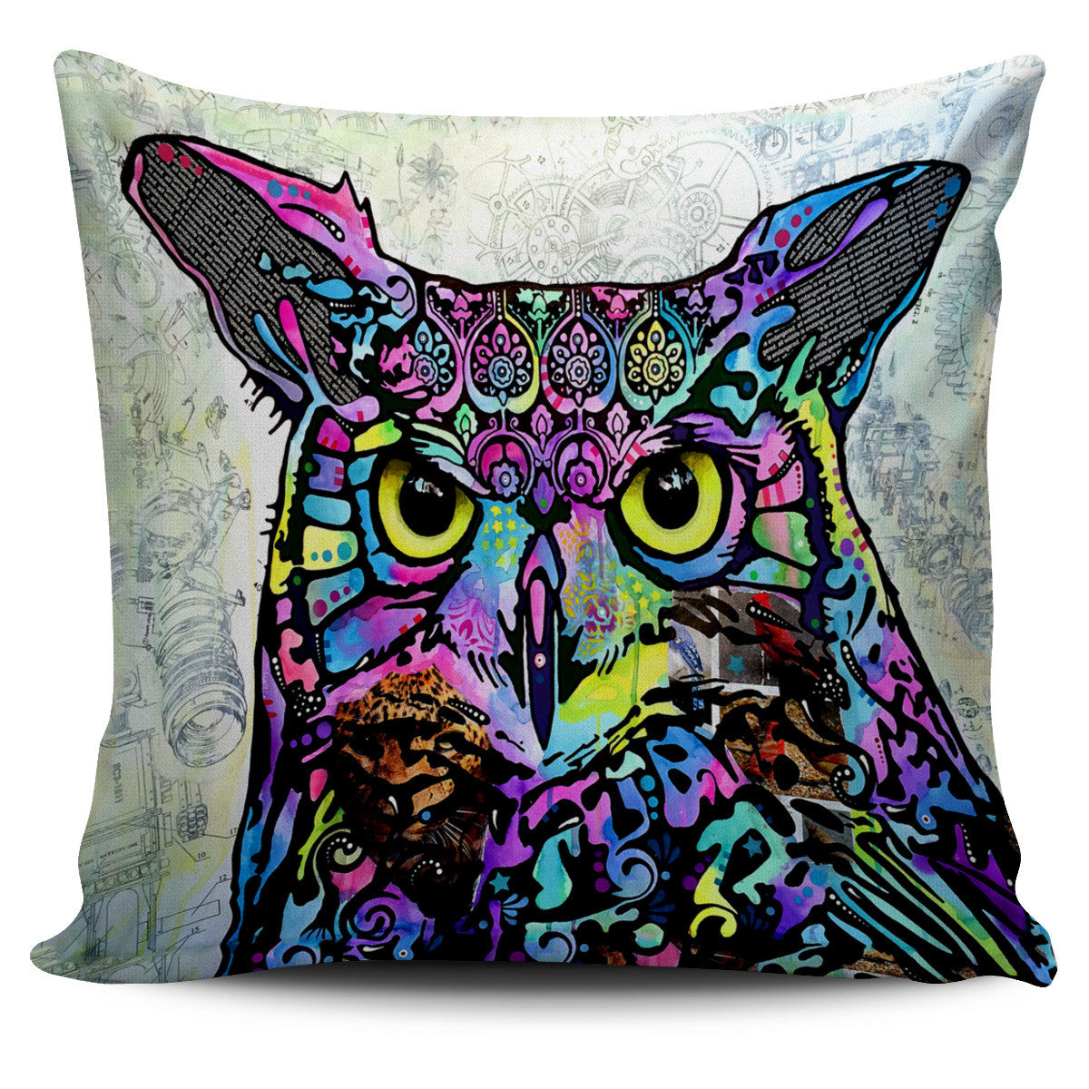 Owl Series Pillow Covers Offer