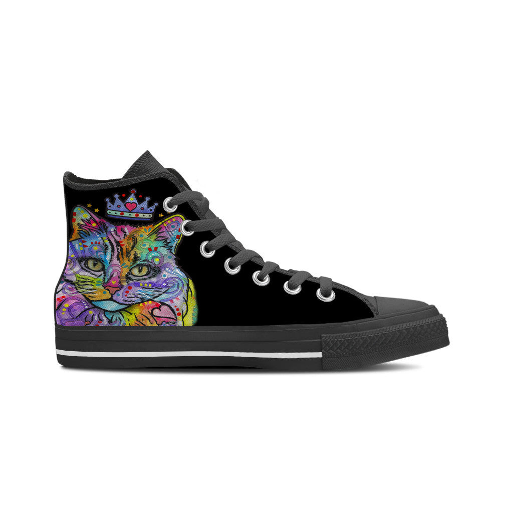 Dean Russo Cat VII Men's High Top Shoes
