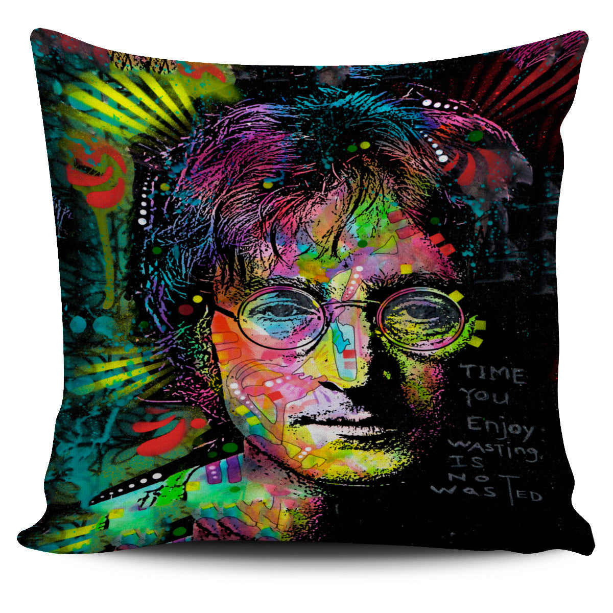 Beatles Series Pillow Covers Offer