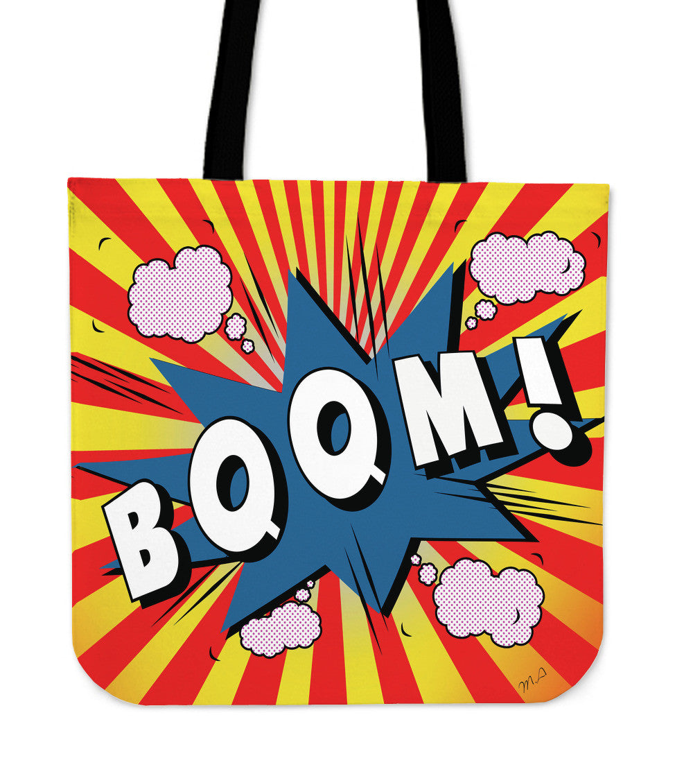 Boom Series Tote Bags Offer