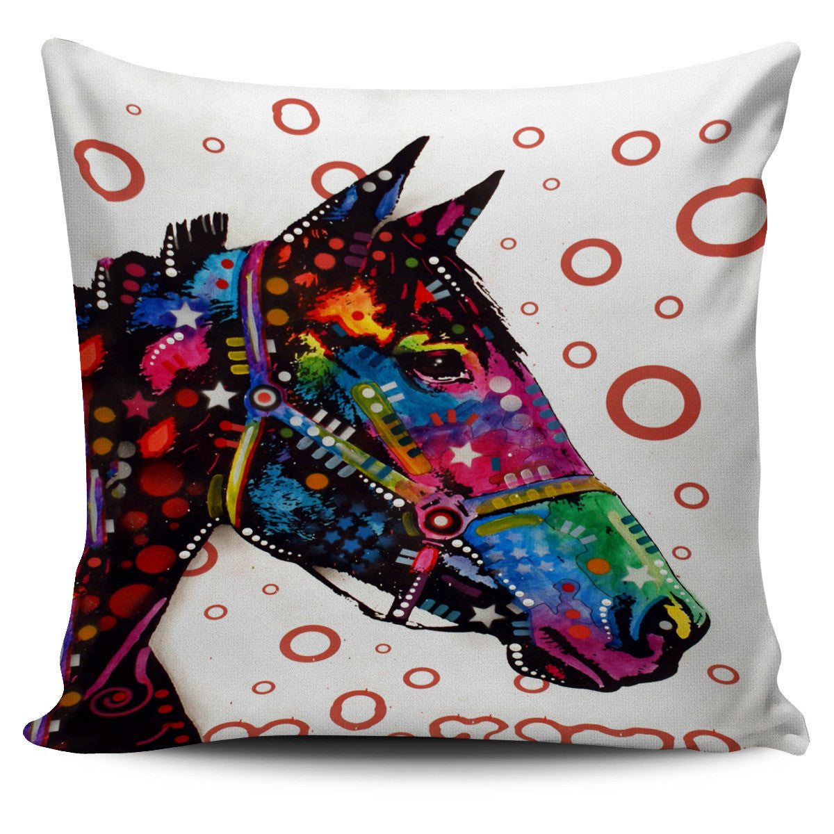 Horse Series Pillow Covers Offer