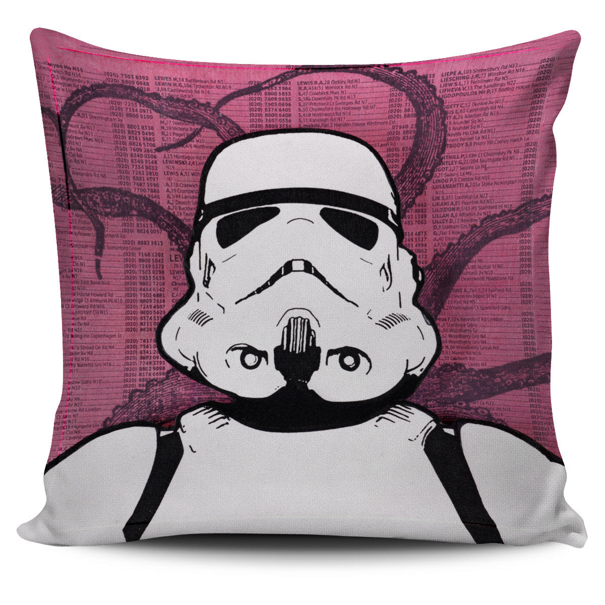 Galactic Series II Pillow Covers Offer
