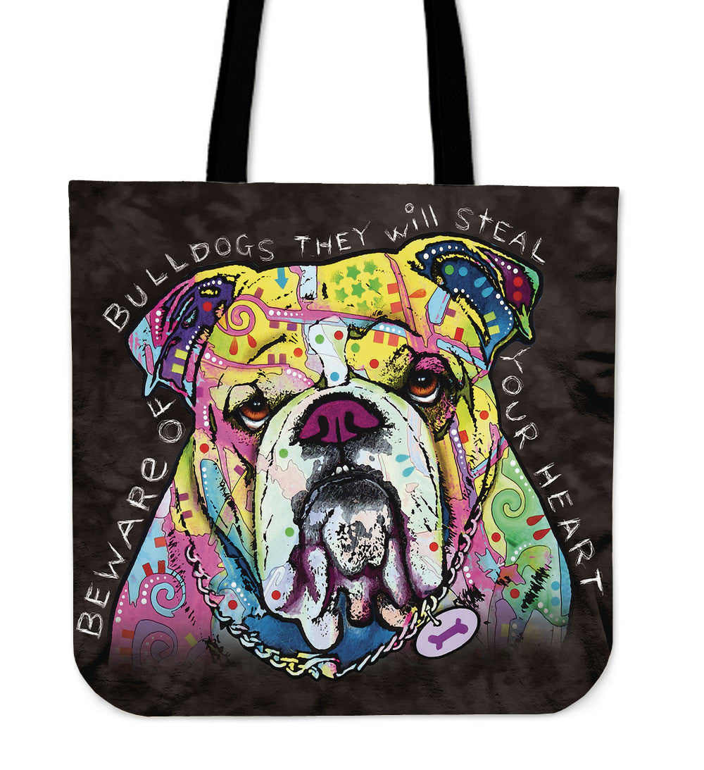 Bulldog Series Tote Bag