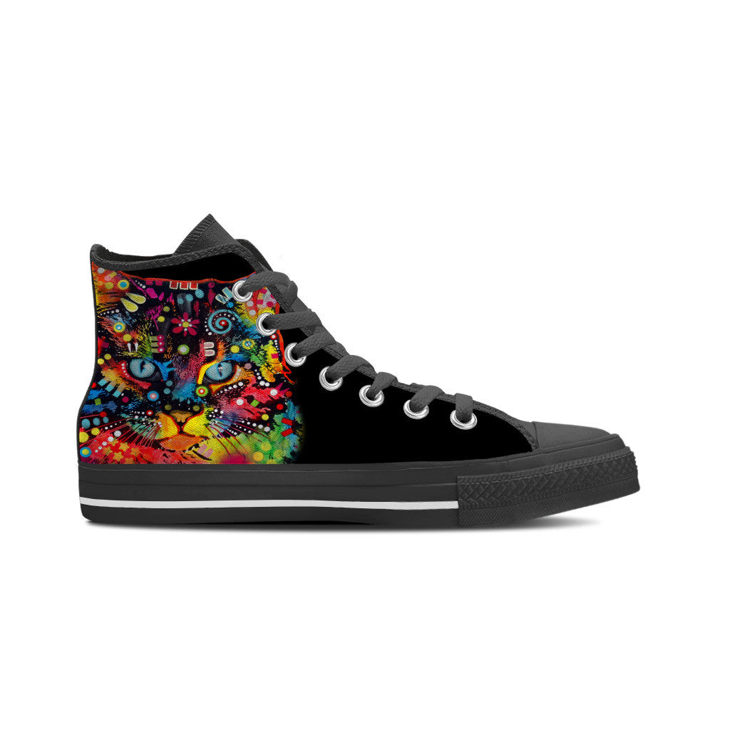 Dean Russo Cat IV Women's High Top Shoes